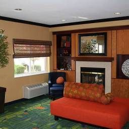 Halle Fairfield Inn & Suites Minneapolis Eden Prairie Fotos