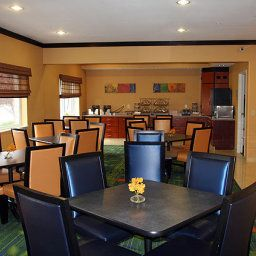 Restaurant Fairfield Inn & Suites Minneapolis Eden Prairie Fotos
