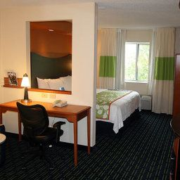 Zimmer Fairfield Inn & Suites Minneapolis Eden Prairie Fotos