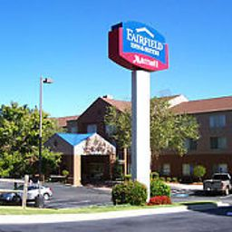 Exterior view Fairfield Inn & Suites Macon Fotos