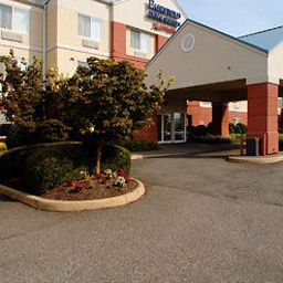 Vista esterna Fairfield Inn & Suites Potomac Mills Woodbridge Fotos