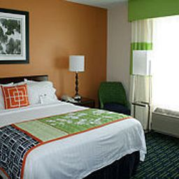 Camera Fairfield Inn & Suites Potomac Mills Woodbridge Fotos