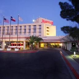 Vista exterior El Paso Marriott Fotos