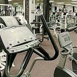 Fitness room Teaneck Marriott at Glenpointe Fotos