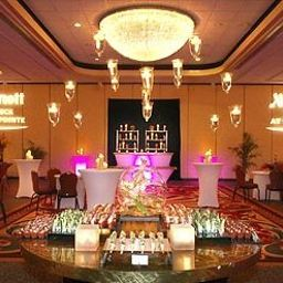 Banqueting hall Teaneck Marriott at Glenpointe Fotos
