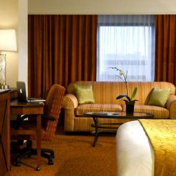 Room Teaneck Marriott at Glenpointe Fotos