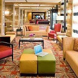 Hall JW Marriott Houston Fotos
