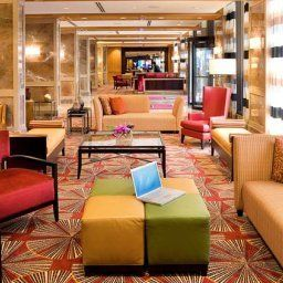Halle JW Marriott Houston Fotos
