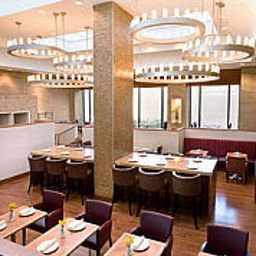 Restaurant JW Marriott Houston Fotos