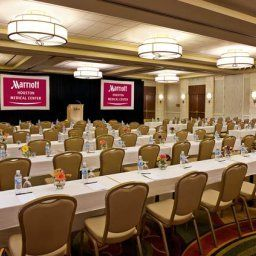 Sala de banquetes Houston Marriott at the Texas Medical Center Fotos