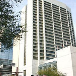 Vista exterior Houston Marriott at the Texas Medical Center Fotos