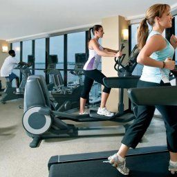 Wellness/Fitness Miami Marriott Biscayne Bay Fotos
