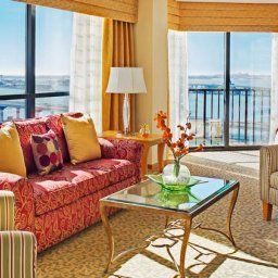 Habitación Miami Marriott Biscayne Bay Fotos