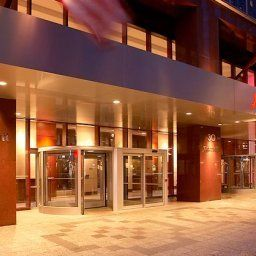 Vista exterior Minneapolis Marriott City Center Fotos
