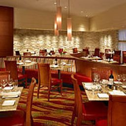 Restaurante Minneapolis Marriott City Center Fotos
