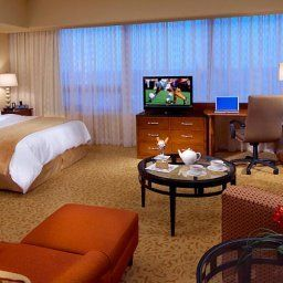 Habitación Minneapolis Marriott City Center Fotos