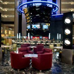 Bar New York Marriott Marquis Fotos