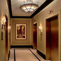 Hall New York Marriott Downtown Fotos