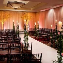 Banqueting hall New York Marriott Downtown Fotos