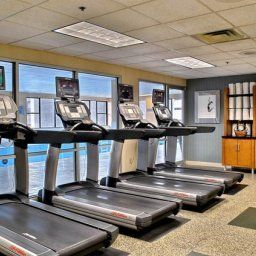 Wellness/fitness Pittsburgh Marriott City Center Fotos