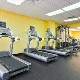 Wellness/Fitness Marriott at Research Triangle Park Fotos