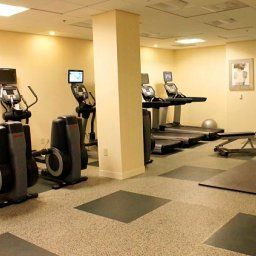 Wellness/Fitness Durham Marriott City Center Fotos