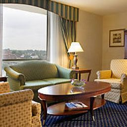 Suite Key Bridge Marriott Fotos
