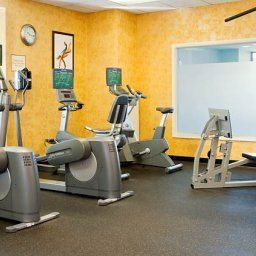 Wellness/fitness area Residence Inn Boston Cambridge Fotos