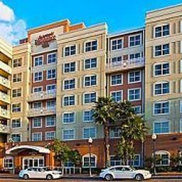Vista esterna Residence Inn Tampa Downtown Fotos