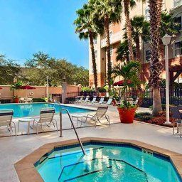 Sala spa/fitness Residence Inn Tampa Downtown Fotos