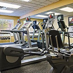 Fitness Residence Inn Tampa Downtown Fotos