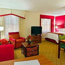 Pokój Residence Inn Tampa Downtown Fotos