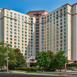 Exterior view Residence Inn Arlington Pentagon City Fotos