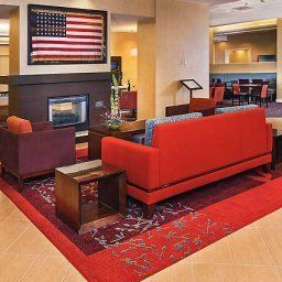 Hall Residence Inn Arlington Pentagon City Fotos