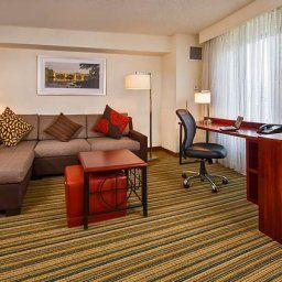 Room Residence Inn Arlington Pentagon City Fotos