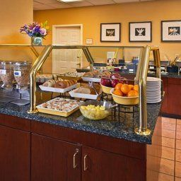 Restaurante DC/Dupont Circle Residence Inn Washington Fotos
