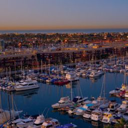 Vista exterior Marina del Rey The Ritz-Carlton Fotos