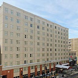 Vista exterior DC/Dupont Circle Residence Inn Washington Fotos