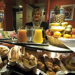 Buffet Hôtel Escurial Fotos