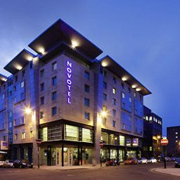 Novotel Glasgow Centre Fotos