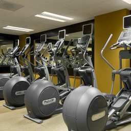 Wellness/fitness area Hilton San Francisco Union Square Fotos