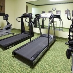 Wellness/Fitness Holiday Inn Express SIMPSONVILLE Fotos