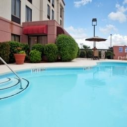 Pool Holiday Inn Express SIMPSONVILLE Fotos