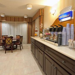Restaurant Holiday Inn Express SIMPSONVILLE Fotos