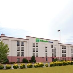 Außenansicht Holiday Inn Express SIMPSONVILLE Fotos