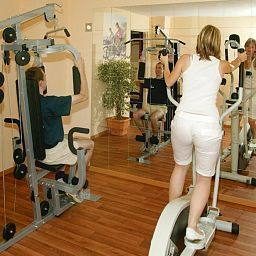 Fitness Inter Hotel Alteora Confort Site du Futuroscope Fotos