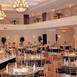 Banqueting hall Ottawa Marriott Hotel Fotos