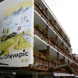 Фасад Olympic Fotos