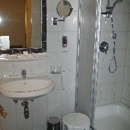 Camera da bagno Wohlfühl-Hotel Gundolf Superior Fotos