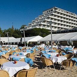 Baltic Beach Hotel & SPA Luxury Jurmala